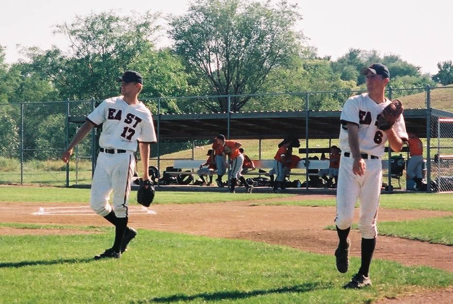 Corey and Aaron